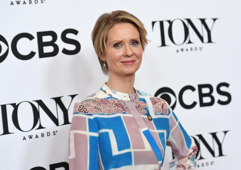 L'actrice de «Sex and the City» Cynthia Nixon candidate pour devenir Gouverneur de l'Etat de New York