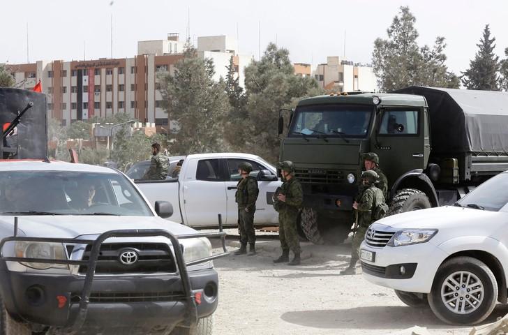 Syrie: évacuation attendue des premiers rebelles de la Ghouta orientale