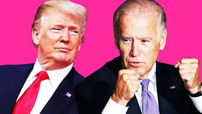 """Trump répond à Joe Biden qui """"l'aurait bien tabassé"""" au lycée : """"Il ne me connait pas, je le mettrais KO et..."""""""