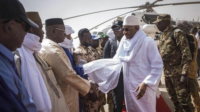Mali: le Premier ministre Soumeylou Boubeye Maïga achève sa tournée