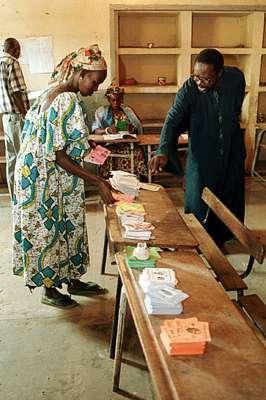 La Constitution du ficher électoral sénégalais