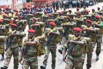 Pour parler de la Téranga,  Me Wade tresse des lauriers aux soldats sénégalais.