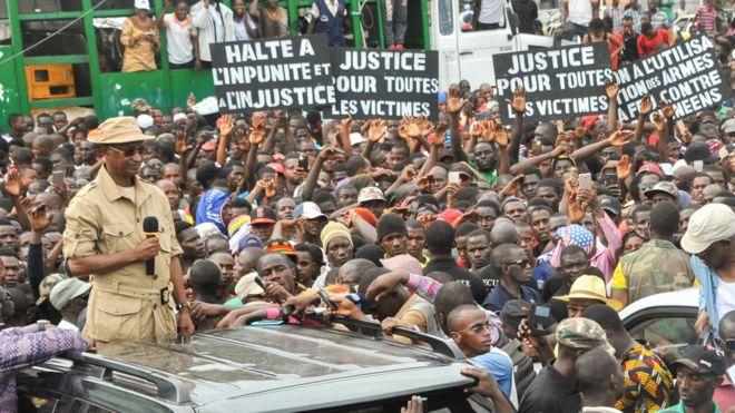 Dalein Diallo annonce la suspension des manifestions politiques — Guinée