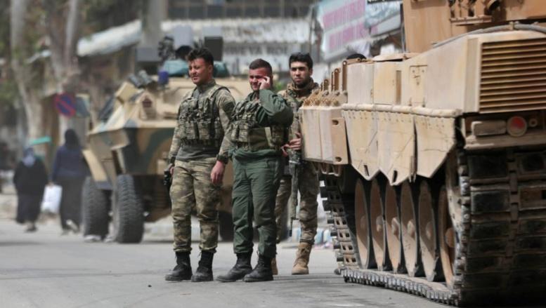 Guerre en Syrie: la Turquie entend peser avec ses alliés russe et iranien