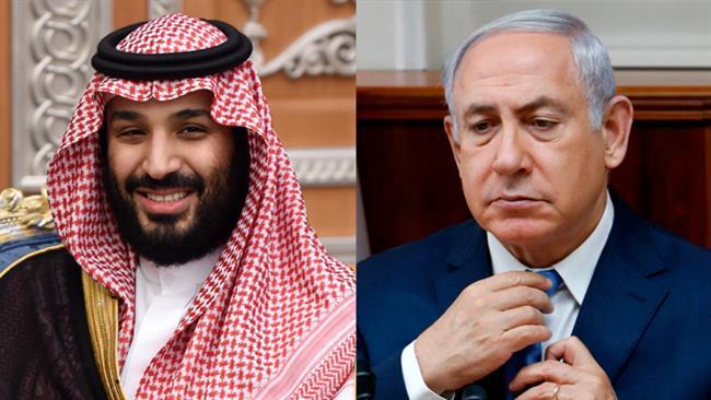 """Pour Mohamed Ben Salmane, Israël a """"droit"""" à son Etat-nation"""