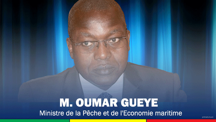 Retard de la signature des accords de pêche : le ministre Oumar Gueye accuse son homologue mauritanien