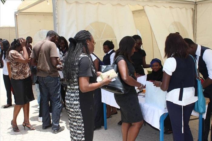 Edition 2016 du concours ''Business Academy'': les 150 lauréats réclament leurs subventions à l'Etat du Sénégal