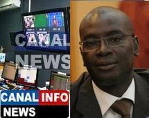 Journalistes et agents de la chaine Canal Info News en grève de la faim