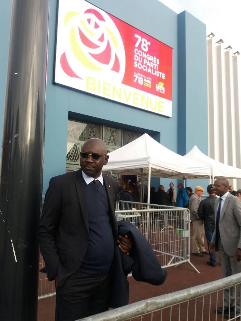Exclu du Ps et emprisonné, Khalifa Sall invité au 78e Congrès du Parti socialiste français