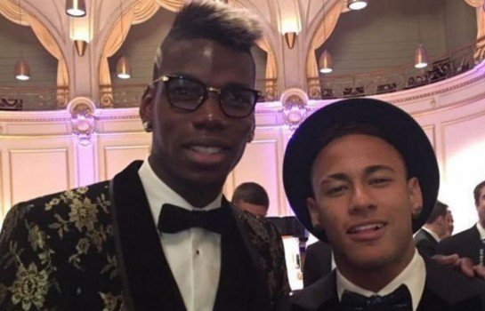 Pogba annonce vouloir jouer avec Neymar — Mercato