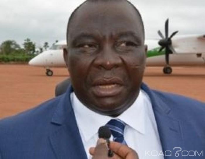 Henri Konan Bédié en visite chez Alassane Ouattara — Côte d'Ivoire