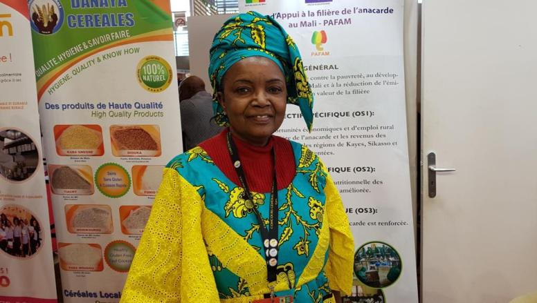 Le Projet d'Appui à la filière de l'Anacarde au Mali