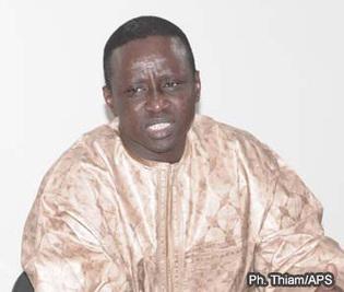 Youssou Sakho, DG de l'ARMP