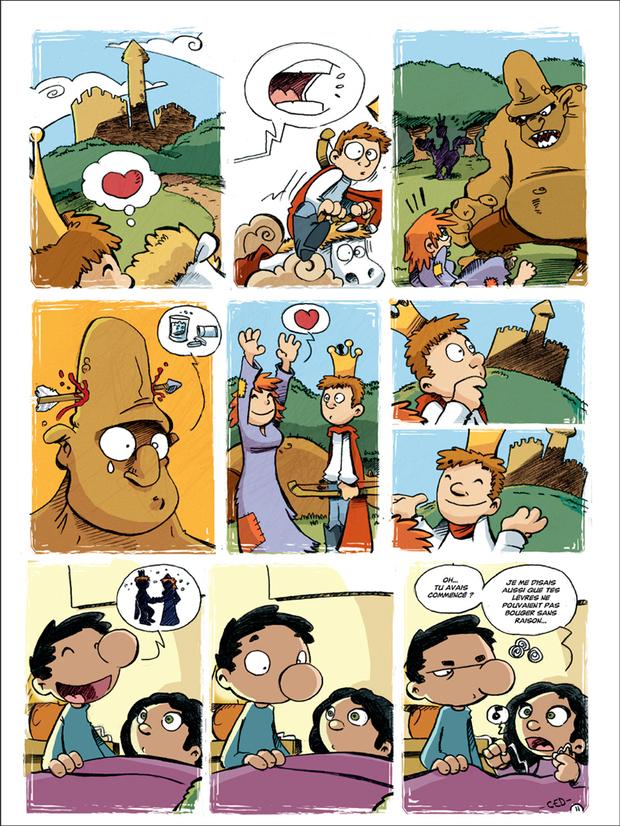 Art-Bandes dessinées: «Parole aux enfants» exposée ce 16 juin à Douta Seck