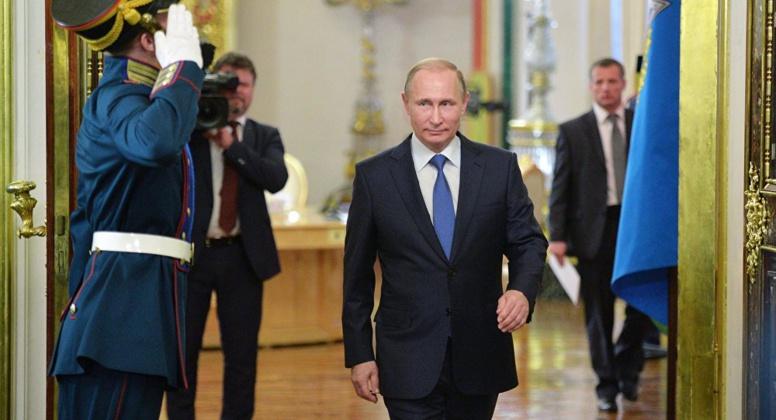 Syrie : Poutine oppose son veto à la résolution américaine d'enquêter sur des attaque chimiques