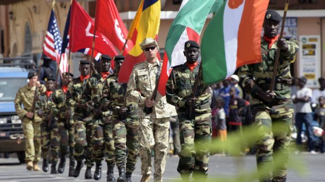 Flintlock 2018 se tient au Niger