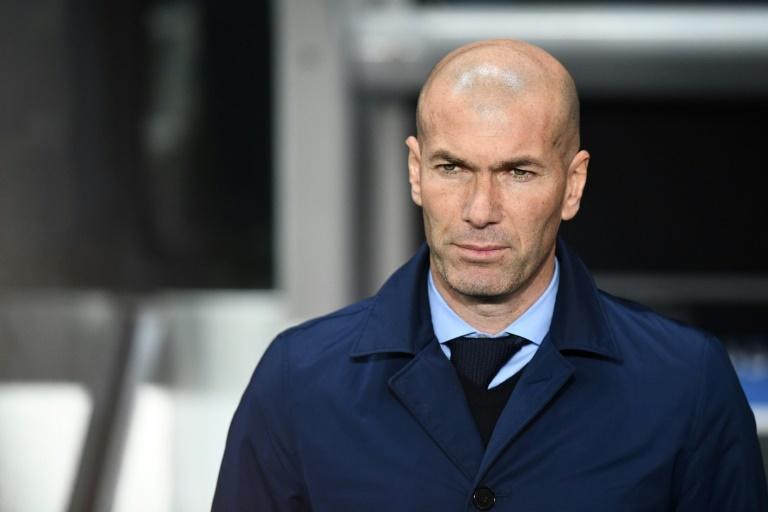 La réaction de Zidane sur le Bayern — Real Madrid