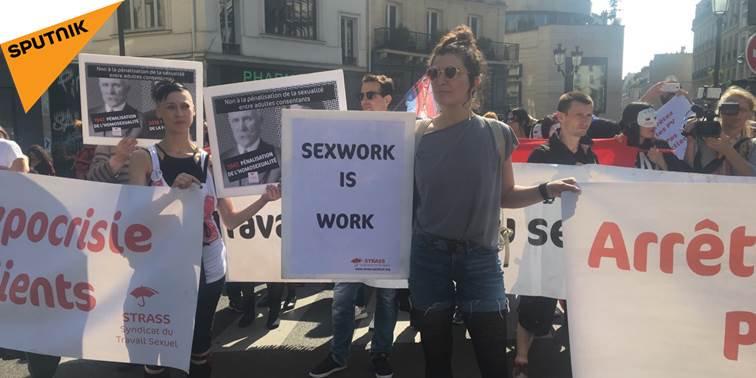 Les travailleurs du sexe manifestent ce samedi à Pigalle pour leurs droits