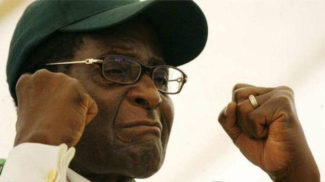 Mugabe refuse de quitter une résidence présidentielle