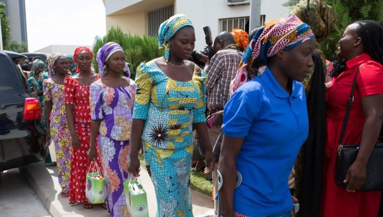 Chibok: quatre ans après, encore une centaine de lycéennes prisonnières