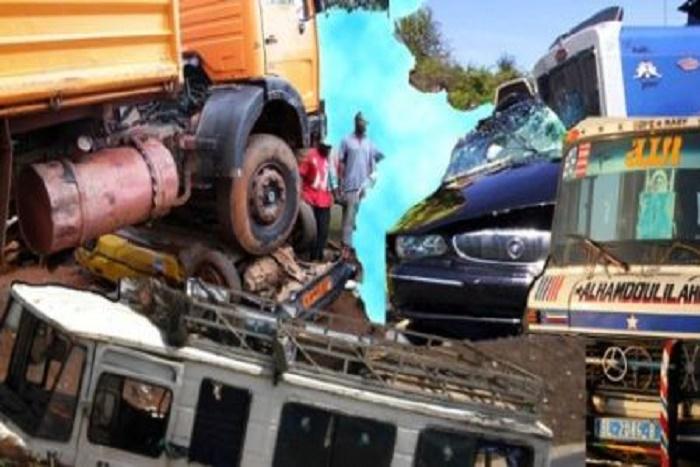  Semaine nationale de la prévention routière : le Sénégal perd 77 milliards de F Cfa chaque année