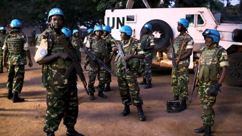 RCA: après les violences au PK5, la Minusca suspend son opération de désarmement
