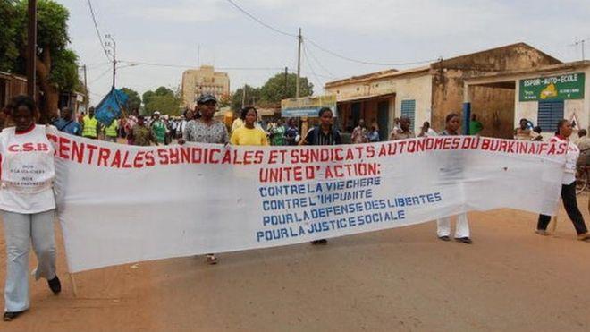 Burkina : la société civile pour le respect des engagements politiques