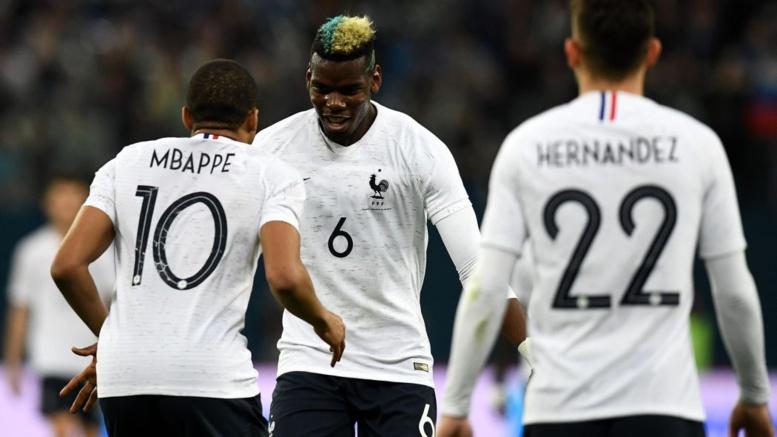 Chants racistes lors de Russie-France : la Fifa ouvre une procédure disciplinaire le pays organisateur du Mondial