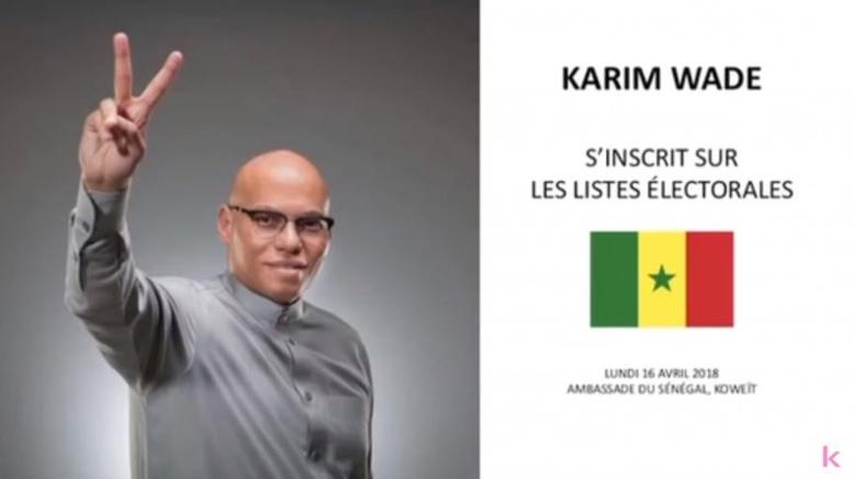 """""""Karim Wade va être rayé des listes électorales"""", selon le Pr Iba Barry Camara"""