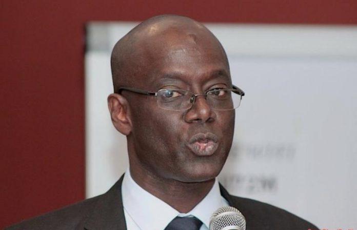 Thierno Alassane Sall exhibe le documents qui prouvent qu'il ne doit rien au trésor sénégalais