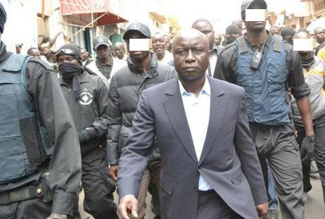 Poste Médina: Idrissa SECK arrêté par la Police