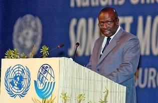 Wade continue de s'en prendre au DG de la FAO, Jacques Diouf