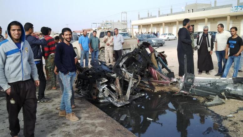 Libye: les luttes de pouvoir engagées en l'absence du maréchal Haftar