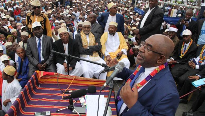 Comores: un ex-conseiller du vice-président condamné à trois ans de prison