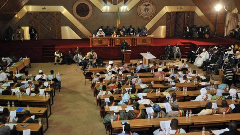 Mali: l'Assemblée vote la déclaration de politique générale du Premier ministre