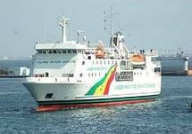 Transport maritime : 141.851 personnes et 16.477 tonnes de marchandises transportées en 2 ans par Aline Sitoé Diatta