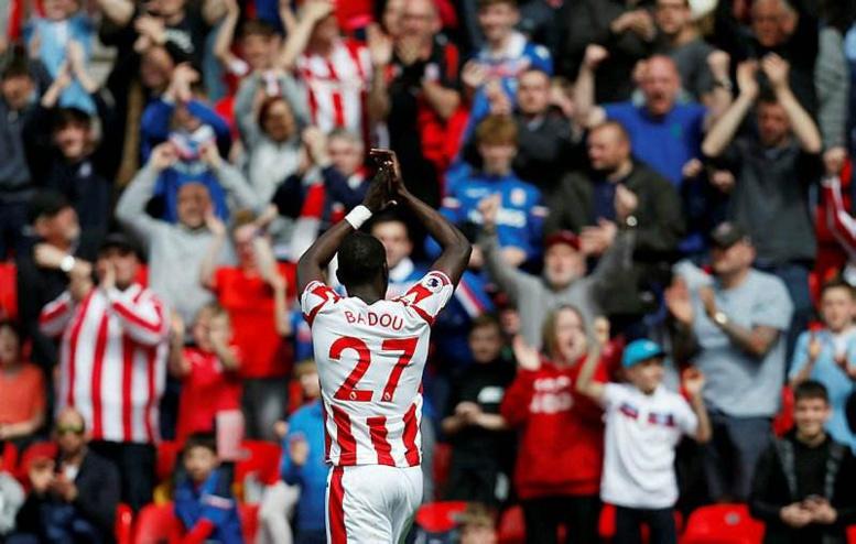 Probable relégation de Stoke City: Newcastle veut recruter Pape Alioune Ndiaye