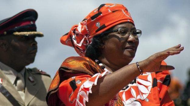 Joyce Banda rentre au Malawi après 4 ans d'exil