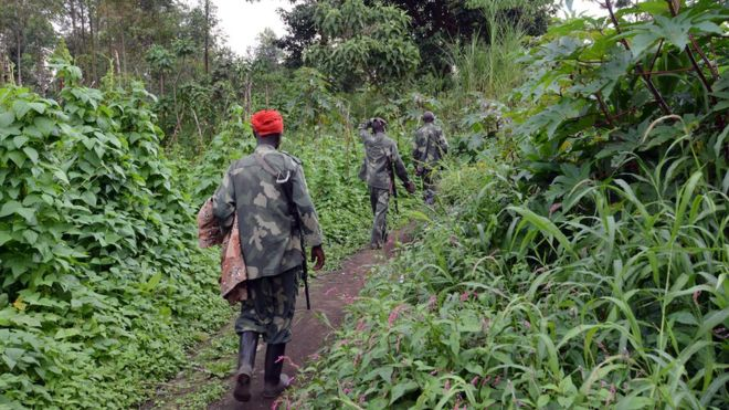 RDC : 20 ans de prison pour un chef de guerre