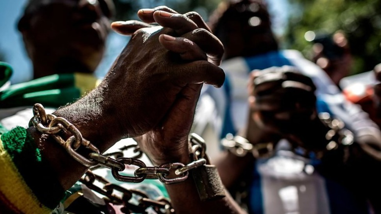 'L'esclavage pose encore problème'