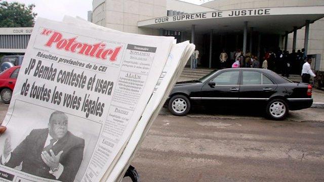 Gecoco a été condamné pour offense au chef de l'Etat