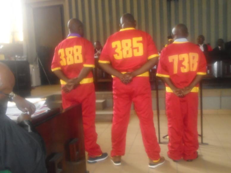 Justice : trois soldats congolais condamnés à trois ans de prison pour crime de guerre en Centrafrique