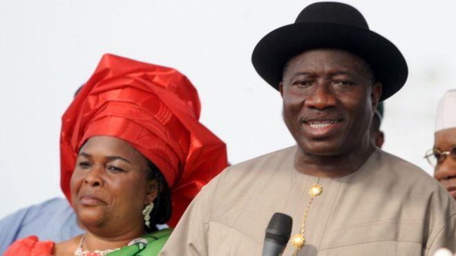 Saisie de biens immobiliers de l'ex première dame du Nigeria