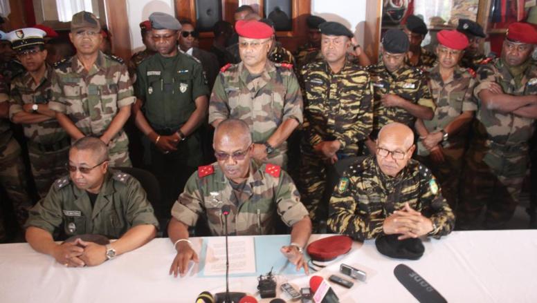 Madagascar: le ministre de la Défense appelle à trouver une sortie de crise