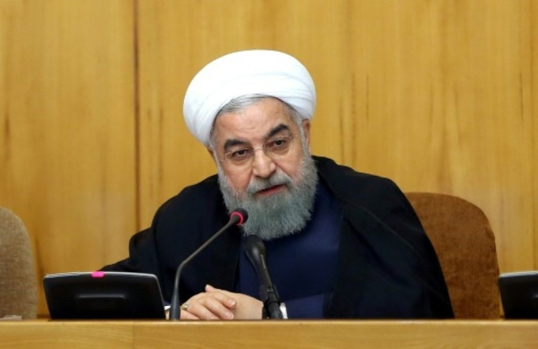 """Accord sur le nucléaire: l'Iran annonce qu'il """"ne restera pas"""" si les Etat-Unis en sortent"""