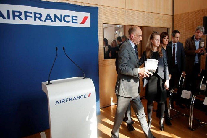 Air France-KLM: le PDG annonce sa démission après le rejet de l'accord salarial