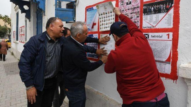 Municipales en Tunisie : le jour du vote