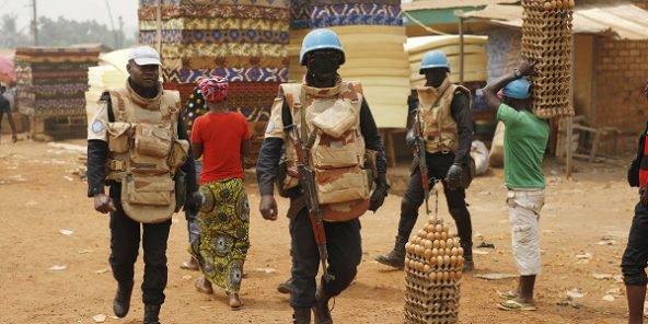 Centrafrique : tension à Bangui à l'occasion d'une journée « ville morte »