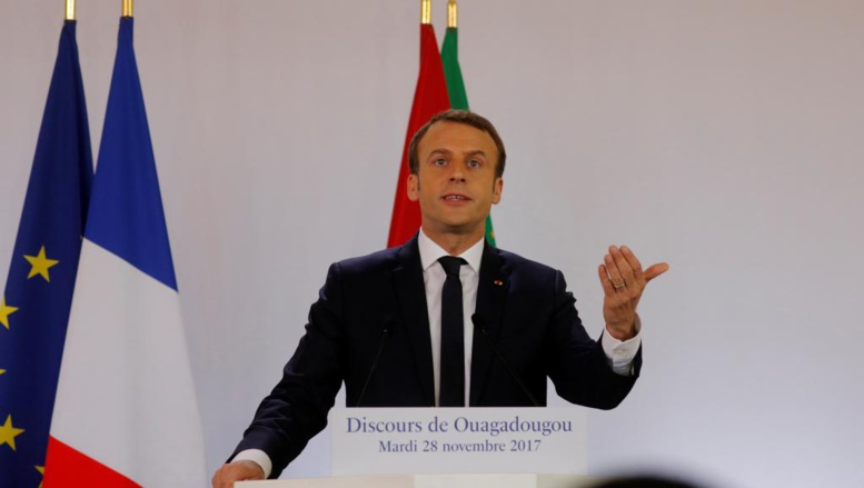 Macron et l'Afrique (1/5): une rupture, des promesses