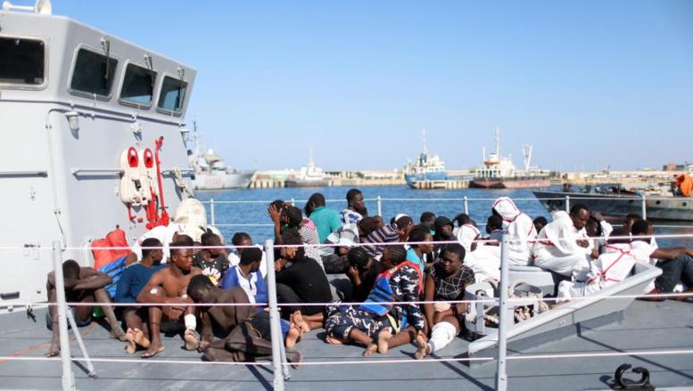 Libye: une ONG empêchée de secourir des migrants par les garde-côtes